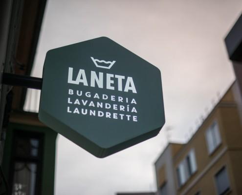 Bugaderia, lavandería, laundrette